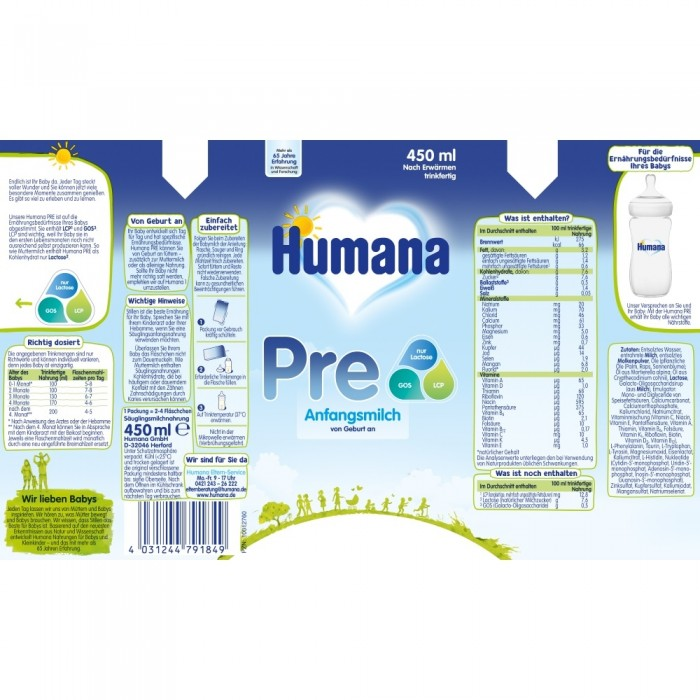humana pre